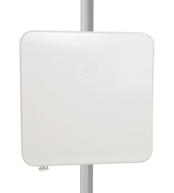 ePMP™ Force 300-19R, 5GHz Subscriber Module with 19 dBi Integrated Antenna, RoW, IP67. No power cord